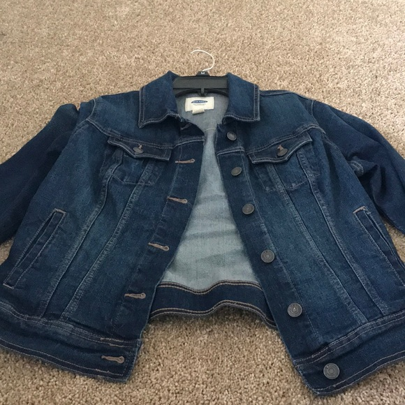 1e3be543c Old Navy jean jacket